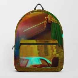 How Long Will We Be Connected Backpack