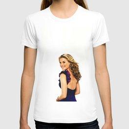 Ali Larter - Celebrity Art T-shirt