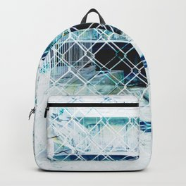 city disrepair Backpack