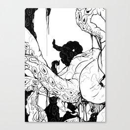 Sucker for suckers Canvas Print