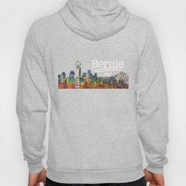 Seattle for Bernie Sanders  Hoody