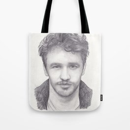 James Franco Tote Bag