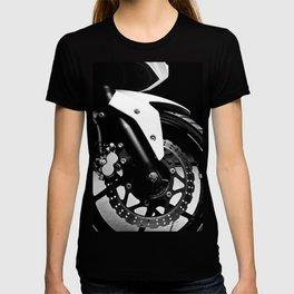 Kawasaki Ninja Motorcycle Wall Art III T-shirt