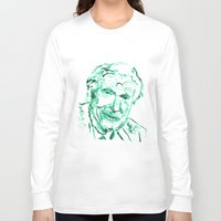 psychology Long Sleeve T-shirts featuring Carl Jung by echoes