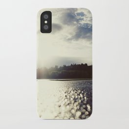 missing the road iPhone Case
