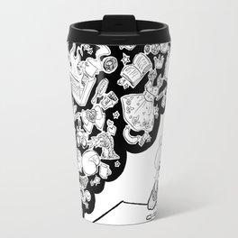 The Artist's Mind Travel Mug