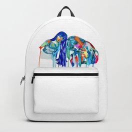 They are Watching You Backpack
