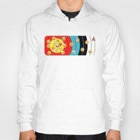 emoji Hoodies featuring Target & emoji by Archerylife