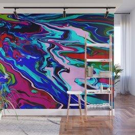 Wet Paint no. 02 Wall Mural