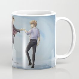 Ice Skating Coffee Mug