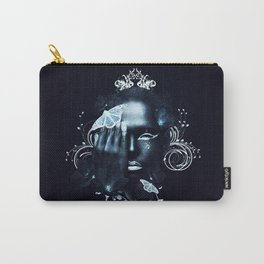 Black Silence Carry-All Pouch