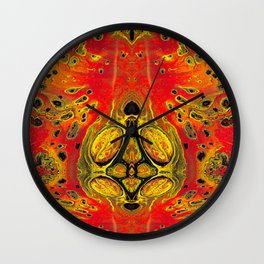 Invictus, Rise of the Insects Wall Clock