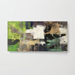 Alessio Aprile - Emerald Metal Print