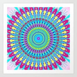 BL\0o0/M Art Print