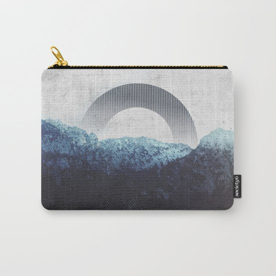 Through the Mountains Carry-All Pouch
