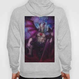 A demon's throne Hoody