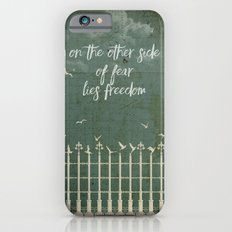 on the other side of fear Slim Case iPhone 6s