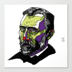 V. Van Gogh Canvas Print