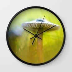 Mighty Marvelous Mushroom.... Wall Clock