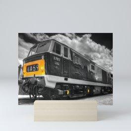 Selective Hymek  Mini Art Print