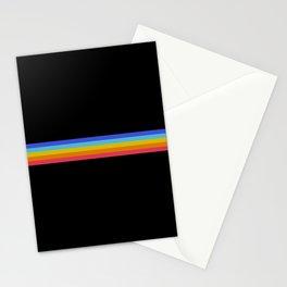 Retro Stripes 01 Stationery Cards