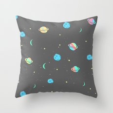 Need Some Space Throw Pillow