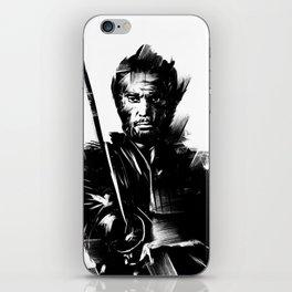 The Samurai iPhone Skin