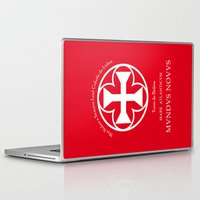 portugal Laptop & iPad Skins featuring Lisboa, Portugal by CHR Design Posters