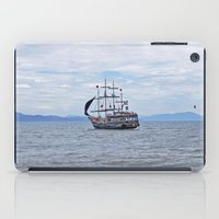 pirate iPad Cases featuring Pirate by Caio Trindade