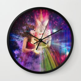 The Magic Show Wall Clock