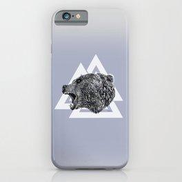 Bears in Norse Mythology iPhone Case