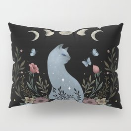 Cat on the Hill Pillow Sham