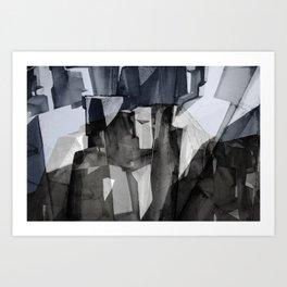 BORAC Art Print
