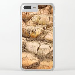 When your bark is worse than your bite Clear iPhone Case