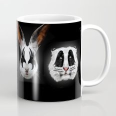 Kiss of animals Mug