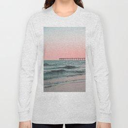 Pink Ocean Long Sleeve T-shirt