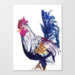 Kilohana Rooster 2 Canvas Print