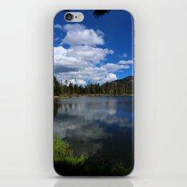 Sprague Lake Reflection iPhone Skin