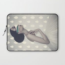 Dancing In The Rain - color version Laptop Sleeve