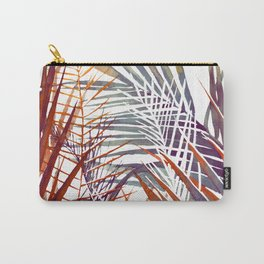 Arecaceae - household jungle #4 Carry-All Pouch