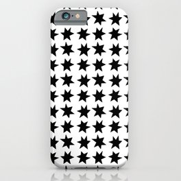 Magical stars iPhone Case