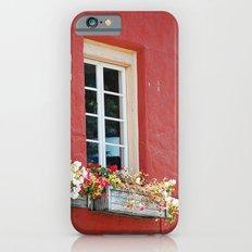 Window Boxes iPhone 6s Slim Case