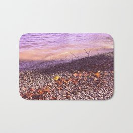 Lake Windermere Shore, The Lake District - Nature Photography Bath Mat