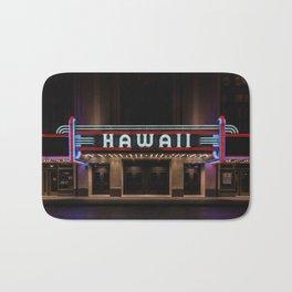 Hawaii Theater Bath Mat