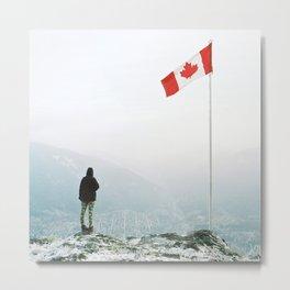 Canada Ey? Metal Print