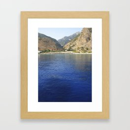 Crete, Greece 9 Framed Art Print