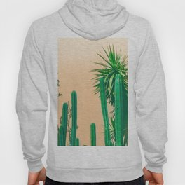 Cactus Greenery (Color) Hoody