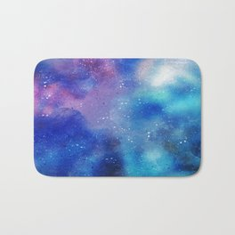 Abstract Background 343 Bath Mat