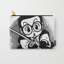 samurai kid Carry-All Pouch