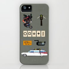 ghostbusters iPhone (5, 5s) Slim Case